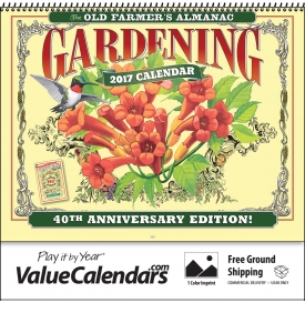 Promotional Old Farmers Almanac Calendars